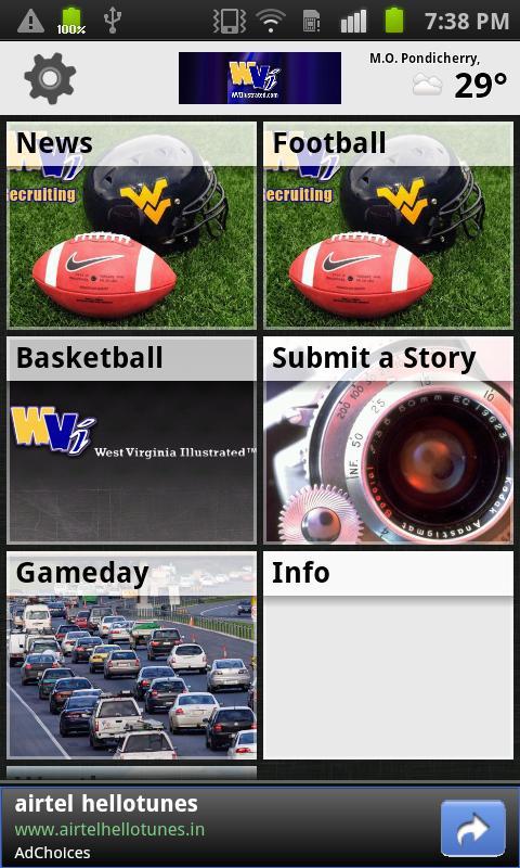 WV Illustrated- screenshot