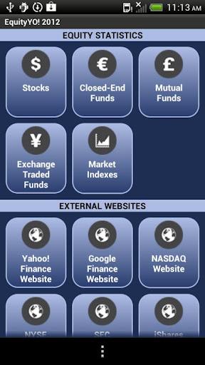 EquityYO Stock Fund Database