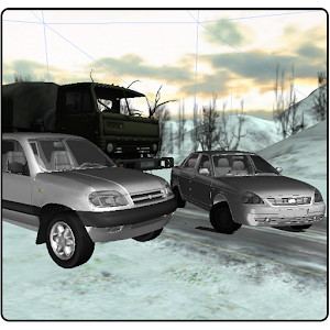 Russia Snow Road Simulator for Android