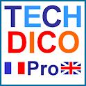 Techdico Pro Trial logo
