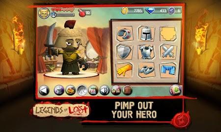 Legends of Loot Screenshot 4
