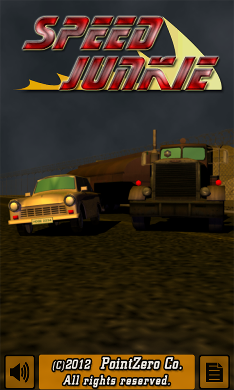 Speed Junkie- screenshot