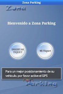 ZONA PARKING- screenshot thumbnail