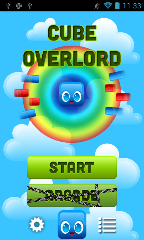 Cube Overlord- screenshot
