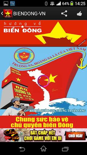 BIEN DONG : Biển Đông Việt Nam