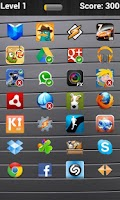 Screenshot of Apps Logo Quiz