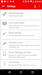 Light Flow - LED&Notifications - screenshot thumbnail