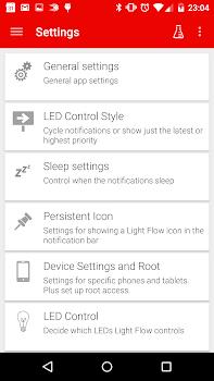 Light Flow Pro - LED Control