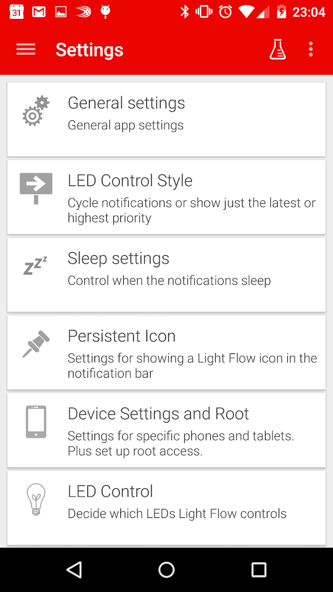 Light Flow Pro - LED Control Android 3
