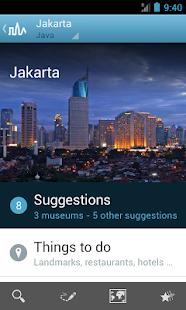 Tải Indonesia Travel Guide Triposo miễn phí