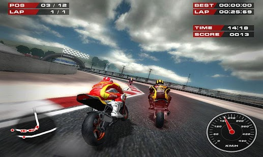 Moto GP Racing 2014