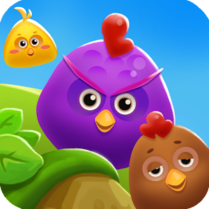 Chickens Crush for PC and MAC