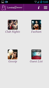 London Groove - Club Finder - screenshot thumbnail