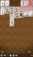 Screenshot of Yukon Gold Solitaire