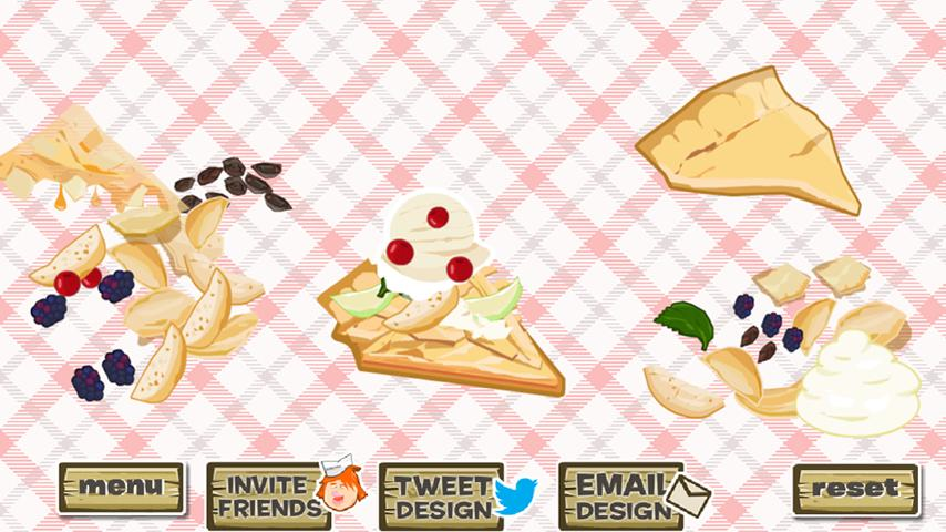 Apple Pie 4th of July Dressup- screenshot