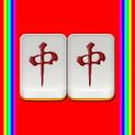 Mahjong Domino Free logo