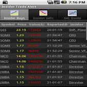 Insider Trade Alert