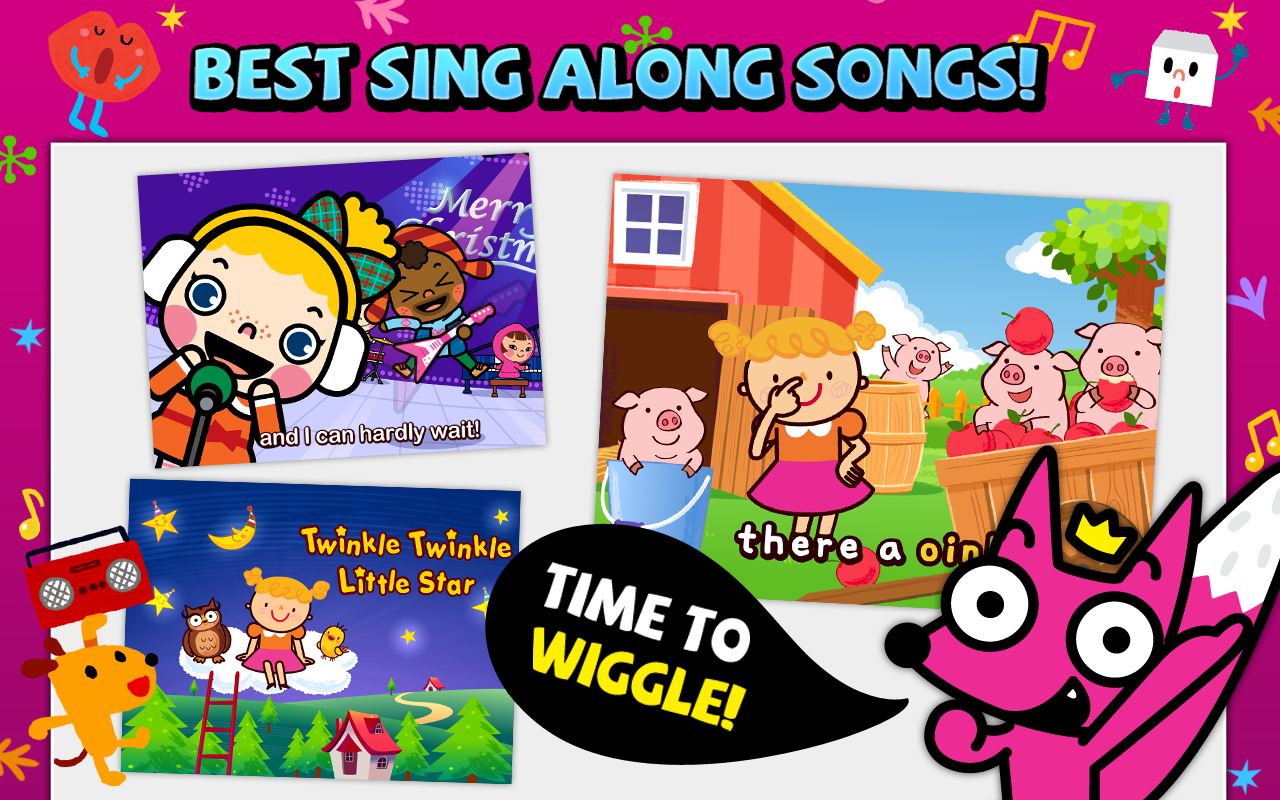Best Kids Songs - screenshot