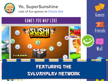 Sushi Scramble - SylvanPlay™- screenshot thumbnail