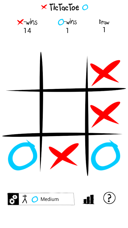 tic tac toe free android apps on google play. Black Bedroom Furniture Sets. Home Design Ideas