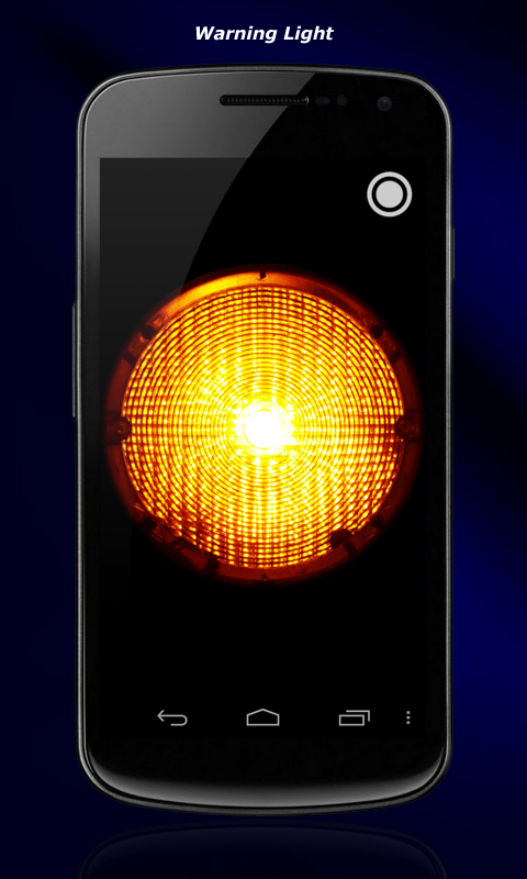 Flashlight - MEGA Flashlight - screenshot