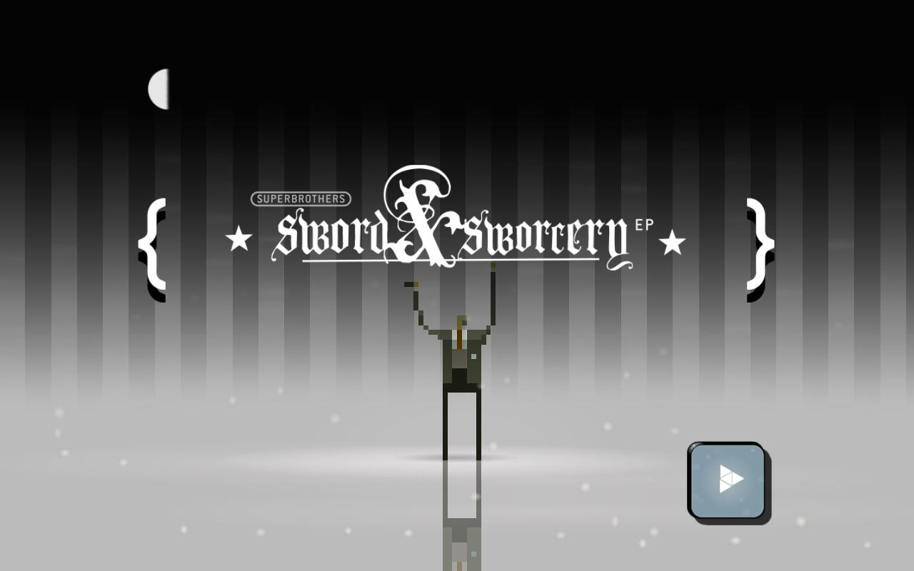 Superbrothers Sword & Sworcery - screenshot