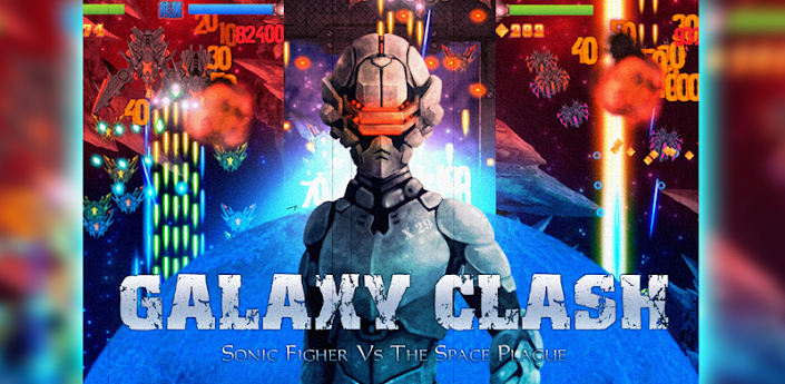 Galaxy Clash Sonic Fighter Vs The Space Plague Game H Nh Ng