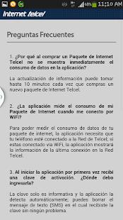 Consumo de Internet - screenshot thumbnail