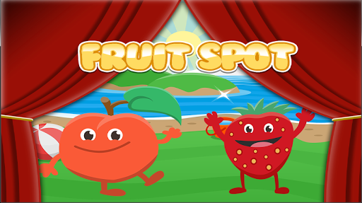 Fruit Spot for Toddlers