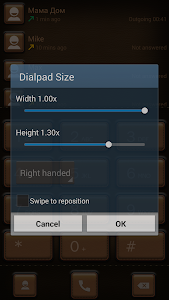 ExDialer Leather Theme v1.0