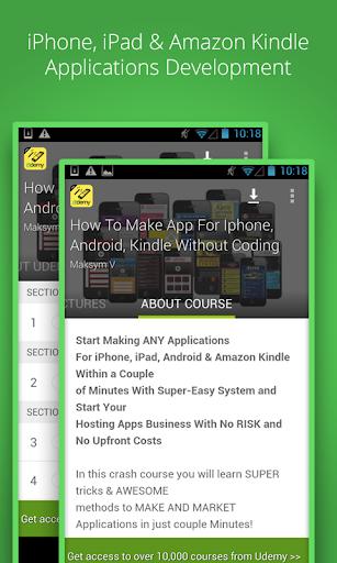 How to make app