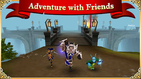 Arcane Legends: MMORPG Screenshot 2