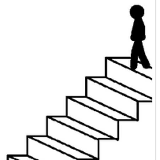 恐怖樓梯 街機 App LOGO-硬是要APP