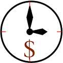 Meeting-Cost Clock logo