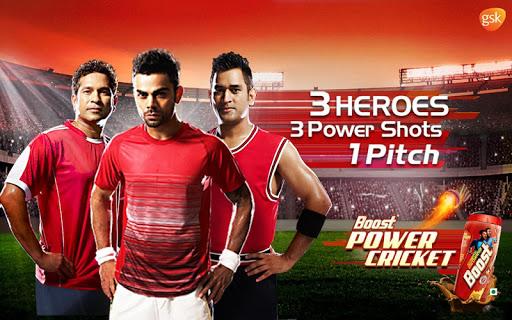 Boost Power Cricket