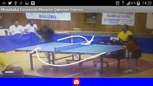 【免費運動App】Table Tennis Tactics Board-APP點子