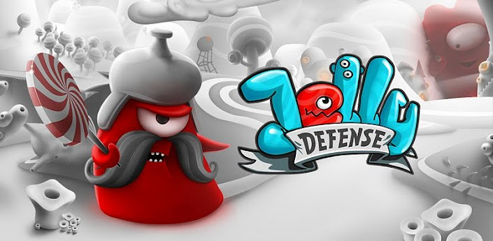 Jelly Defense v1.15 Apk + Sd Data