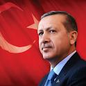 RTE Recep Tayyip Erdoğan icon