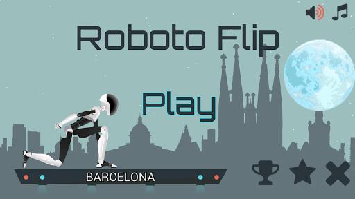 Roboto Flip Runner