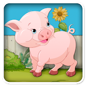 Aaron's Farm Puzzles for Kids