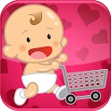 Baby Goes Shopping icon