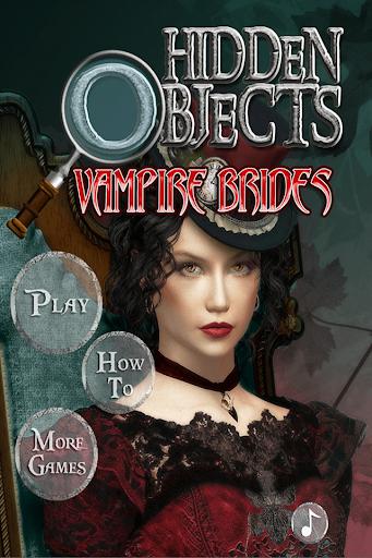 Hidden Objects Vampire Brides