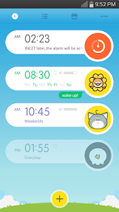 AlarmMon (Must-have alarm app) v6.3.2