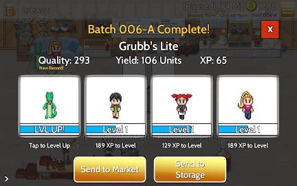 Fiz : Brewery Management Game Screenshot 13