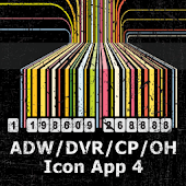Icon App 4 ADW/OH/DVR/CP