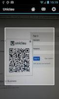 Screenshot of Uniclau