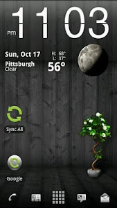 Synker Simple Theme screenshot 0
