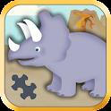 Juegos de dinosaurios- Niños icon