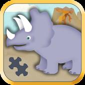 Kids Dinosaur Games- Puzzles