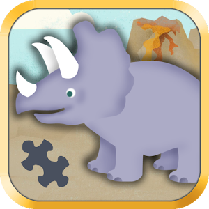 Apps apk Kids Dinosaur Games- Puzzles  for Samsung Galaxy S6 & Galaxy S6 Edge